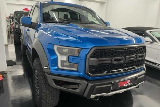 FORD F-150 RAPTOR Extended Cab Pickup
