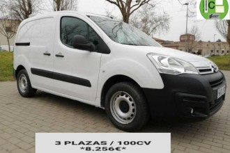 CITROEN BERLINGO 1.6 BLUEHDI  100CV Club 3 ASIENTOS