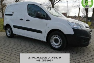 CITROEN BERLINGO 1.6 BLUEHDi 75 Club 2 ASIENTOS