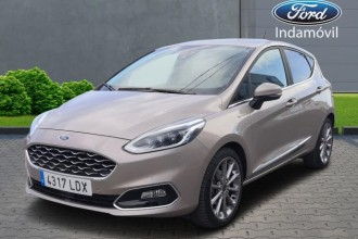 FORD FIESTA 1.0 EcoBoost 74kW Vignale S/S Aut 5p